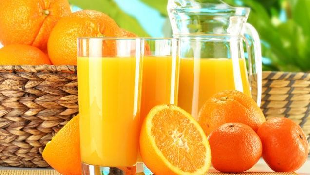จุดเด่นของการรับประทานน้ำส้มคั้น
