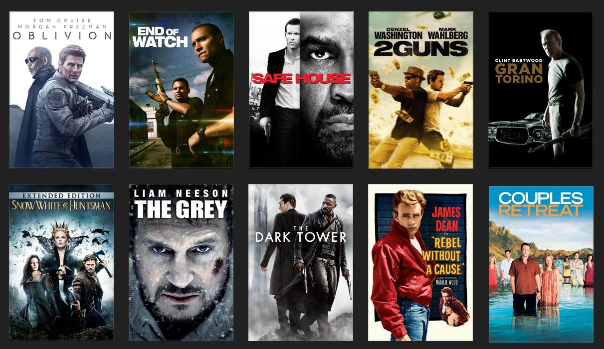 ภาพยนตร์ยอดเยี่ยมที่ควรรับชมในปีนี้